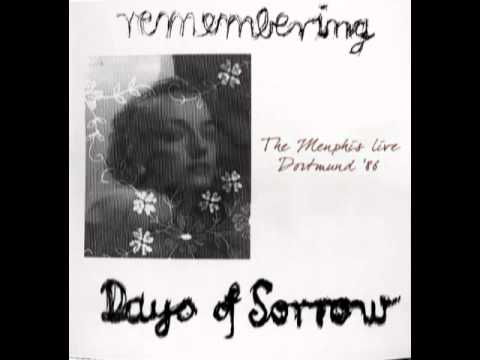 Thumbnail of video Days Of Sorrow - It's About Time (Live)