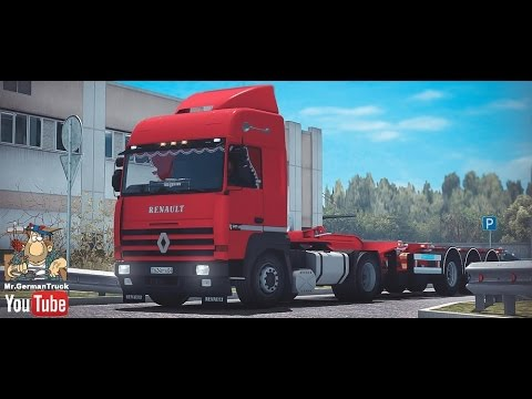 [ETS2] Renault Major + Cabin DLC