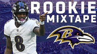 Lamar Jackson's Epic Rookie Mixtape: From Backup to Youngest QB to Start in Playoffs