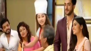 Yeh Hai Mohabbatein 14th October 2016 Ruhi Turns Chef For Ishita, Romi Bring Aaliya To Bhalla House!