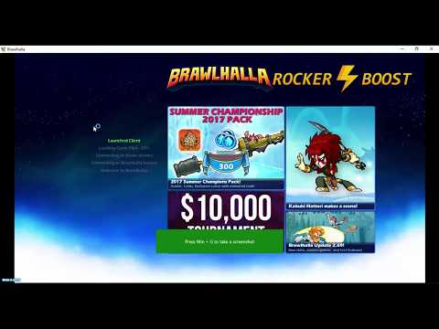 Brawlhalla Mammoth Coins Hack - Free Skins (UNPATCHED)