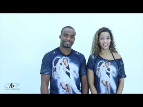 BRAZILIAN ZOUK ONLINE CLASSES ADVANCED LEVEL by Carlos and Fernanda
