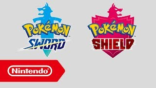 Pokémon Sword and Pokémon Shield coming in late 2019 (Nintendo Switch)