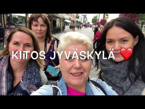 Hyggeilemässä Jyväskylässä