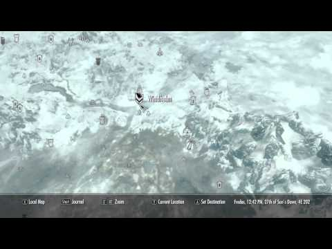 Skyrim: *BEST ARMOR* How to get Daedric Armor (Unique Weapons/Armor #18)