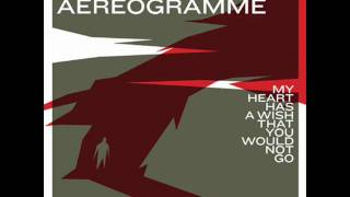 Watch Aereogramme The Running Man video
