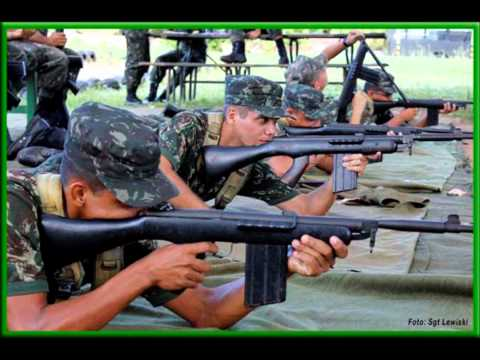 Infante Ex&Atilde;&copy;rcito Brasileiro