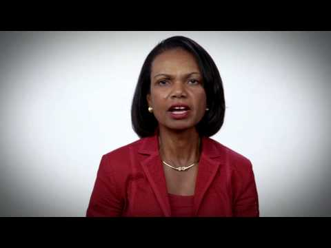 Condoleezza Rice: America Needs Dan Sullivan