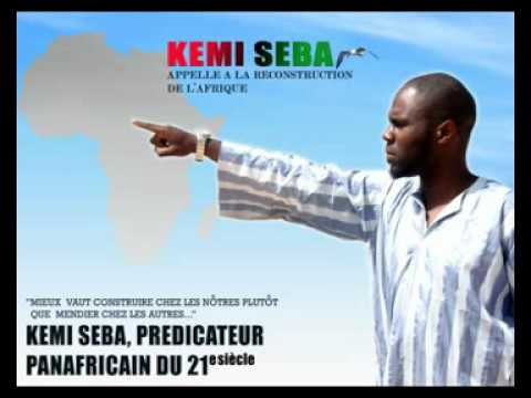 Kemi Seba sur la Côte d'Ivoire et la Lybie (Radio Convergence FM)