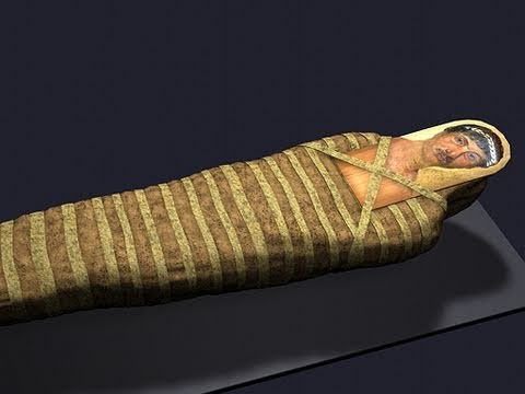 The Mummification Process Video