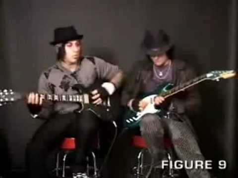 Avenged Sevenfold--bat Country Guitar Lesson - Video.3gp video