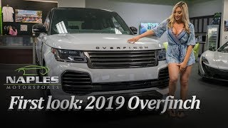 First Look: 2019 Overfinch