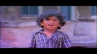 Thayi Irada Thabbali Naavu | Kannada Song | Benki Birugali Kannada Movie | Master Manjunath