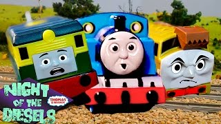 Saving the Steamworks   Night of the Diesels Ep. #3   Thomas and Friends