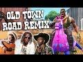 """Lagu Fortnite Montage - """"OLD TOWN ROAD REMIX"""" (Lil Nas X, Young Thug, Mason Ramsey, & Billy Ray Cyrus)"""