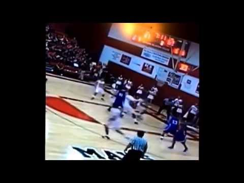 Northern Oklahoma College Toledo Ohio SG Dareon Jones freshman year dunk