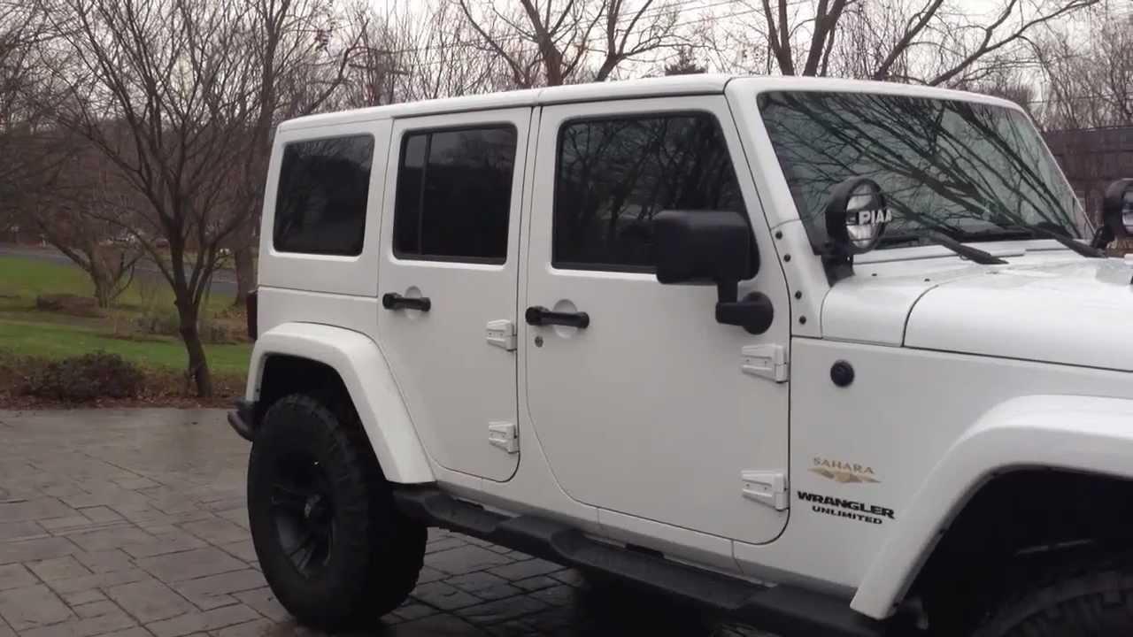 Badass Jeep Wrangler Jk Youtube