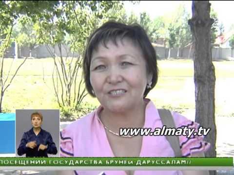 Выпуск лейтенантов КНБ в Алматы