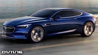 Buick Avista, New Mercedes-Benz E-Class, New Ford Fusion Sport AWD - Fast Lane Daily
