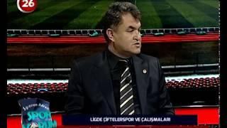 Spor Yorum | Çifteler Belediye Bşk Metin Özen