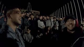 SAMO vs MCMADETUHERMANA: Final - Street Rappers