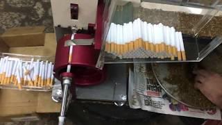 Pars V.3-S sesiz otomatik sigara sarma makinası nemli tütün sarma makinesi cigarette machine