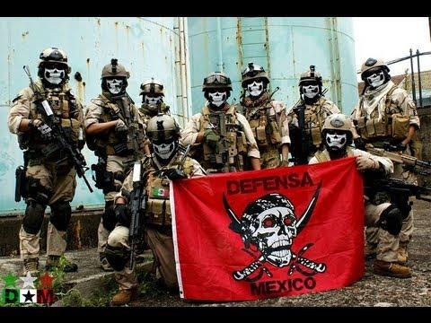 Infanteria Del Ejercito Mexicano.wmv