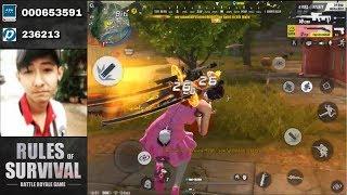 Duo vs Fireteam 23 Kills!! / Rules of Survival / Ep 174