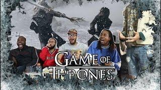 HARDHOME! Game of Thrones Season 5 Episode 8 REACTION!