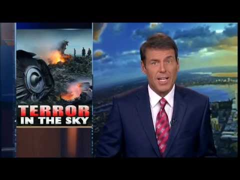 MH-17 Disaster | 7News Perth | 18/07/2014