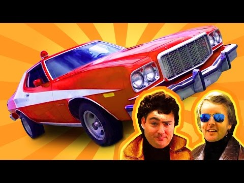 1976 Ford Gran Torino UNBOXING - Starsky & Hutch Limited Edition