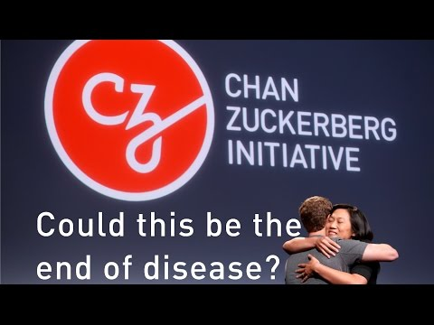 Facebook founder pledges $3bn to eliminate all diseases
