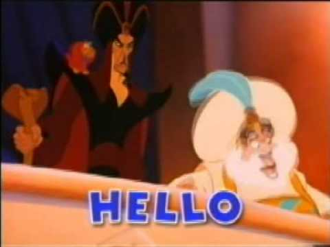 Magic English  For Kids - Lesson 1: Hello -  How Are You? video