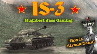 World of Tanks BLITZ - IS-3 - This is Stronk Tenk! - Tank Review and Gameplay