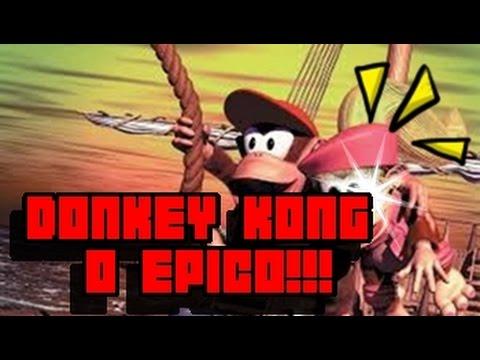 Donkey Konk Country 2  O Épico