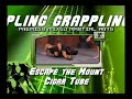 Mixed Martial Arts | Advanced | Grappling | Mount Escape Cigar Tube Image 2