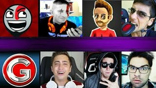 Gamers dando rage #3