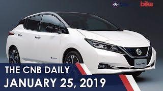 Nissan Leaf India Launch | Mercedes-Benz Strategy | Triumph Rocket TFC III