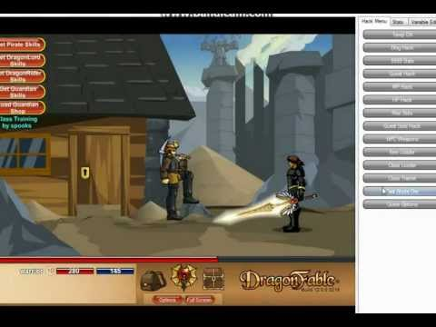 Dragon Fable Trainer 2012(free no survey)