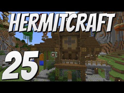 Minecraft :: Hermitcraft #25 - Remote Deliveries