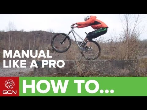 How To Manual Your Bike Like A Pro