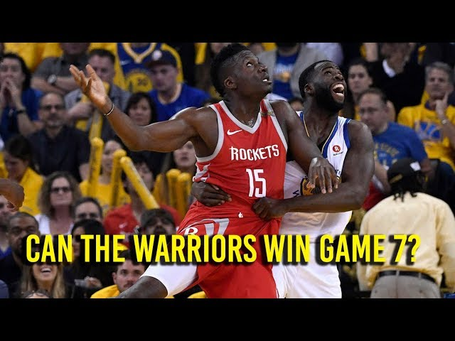 NBA Playoffs: Can the Warriors win a Game 7 on the road?