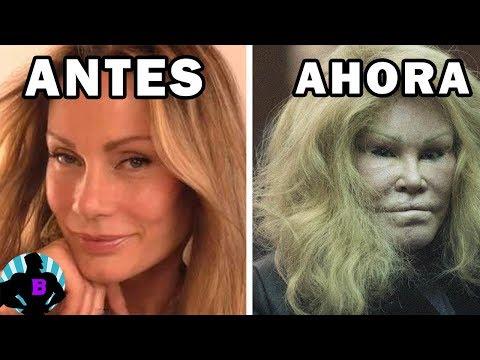 Los 7 cambios más aterradores de actores famosos