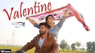 Valentine | Sofia Chugh, Mitha | Rahul Kb | Latest Punjabi Songs 2018 | Love Song 2018 | VOHM