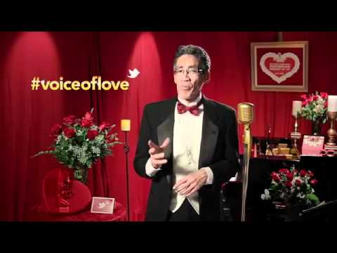 Valentine s Day: Ted Williams- The Golden Voice of Love