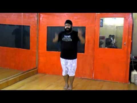 Radha Teri Chunri - Superb Dance By Inderjeet Singh video