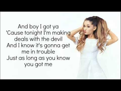 Ariana Grande  Side to Side Feat Nicki Minaj Lyrics