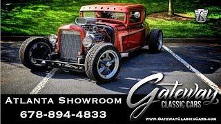 1931 Ford Rat Rod - Gateway Classic Cars of Atlanta #1097