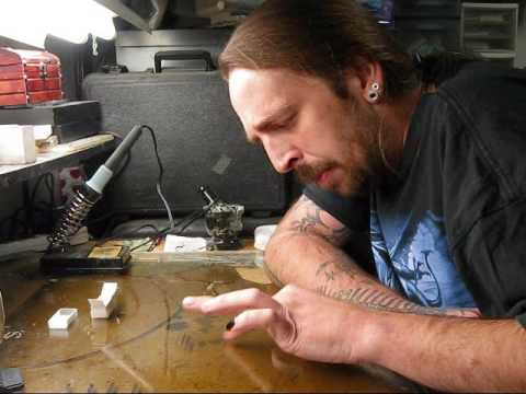 How to make tattoo needles 1 of 6 youtube for How to make a tattoo needle