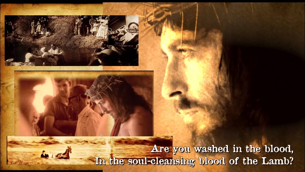ARE YOU WASHED IN THE BLOOD CHORDS by Misc Praise Songs ...